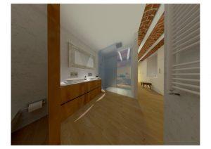 5-Baño suite